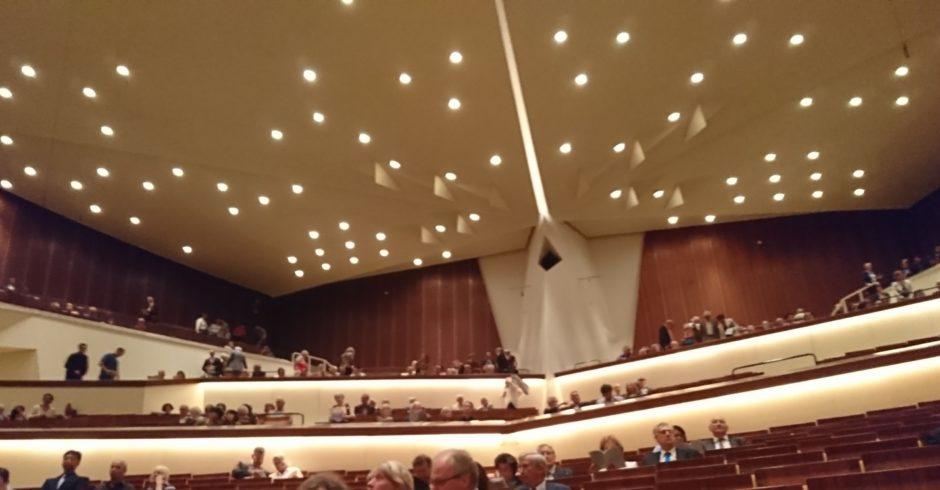 クラシックコンサートマナー